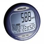 Indicateur de CO2 Wöhler CDL 110