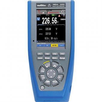 MTX 3292 Multimeter mit grafischem Farbdisplay