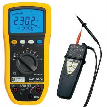 Multimeter C.A. 5273 (incl. gratis Spannungsprüfer C.A. 760)