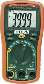 EX330 Hand-Multimeter digital CAT III 600V