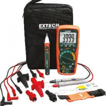 Industrielles Hochleistungs-MultiMeter-Kit, EX505-K