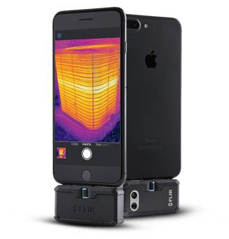 Wärmebildkamera für Smartphones in Profi-qualität One Pro LT
