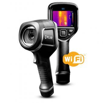 Infrarotkamera mit MSX® und WLAN E5-XT