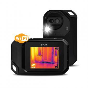 FLIR C3Wärmebildkamera, 9Hz, mit WLAN Funktion