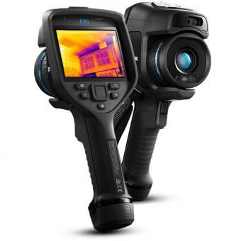 Wärmebildkamera E85, 384x288, -20°C to +1200°C