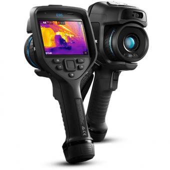 Wärmebildkamera E95, 464x348, -20°C à +1500°C