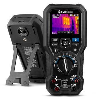Industrie-Wärmebild-Multimeter DM284 mit IGM™