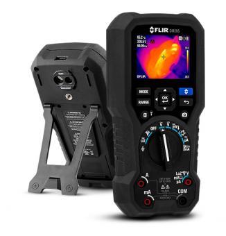 Multimètre infrarouge industriel DM285 avec IGM™, avec Datalogging et Bluetooth Sans
