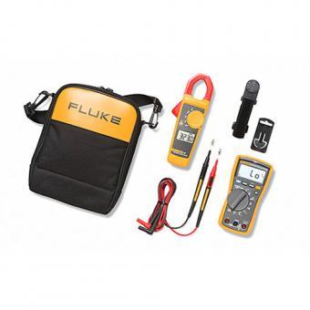 Multimeter Messgeräte Set für Elektriker, FLUKE-117/323 EUR