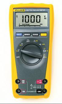 Echteffektiv-DMM, FLUKE-175 EGFID, mit Kapzitäts- und Frequenzmessung