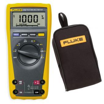 Digitalmultimeter Fluke 175 mit Tragetasche C25 GRATIS