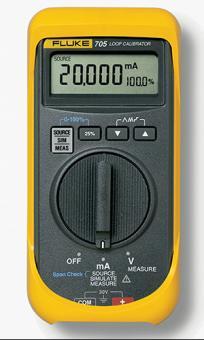 Stromschleifenkalibrator, FLUKE-705