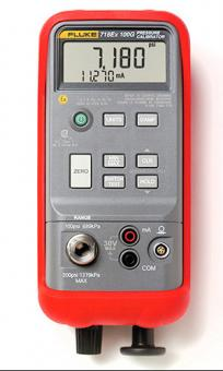 Eigensicherer Druckkalibrator, FLUKE-718EX 100, -850 mbar bis +7bar