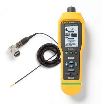 Schwingungsmessgerät Fluke 805 FC + Schwingungs 805ES