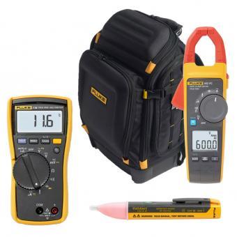 HVAC Special Kit : Fluke Pack 30 + Fluke 116 + HVAC Fluke 902 +1AC II Volt-Alert
