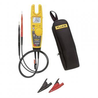 Elektrotester T6-1000 + C150 Tasche und AC285 Kit GRATIS