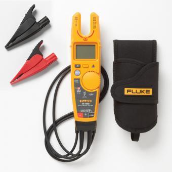 Elektro-Tester T6-1000 mit Holster H-T6 und einem Satz Krokodilklemmen AC285 GRATIS dazu