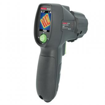 Wärmebild IR Pyrometer Modell 9830, -30 bis +650 Grad