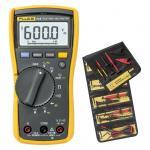 Multimètre numérique TRMS Fluke 115 avec set d'accessoires complet TLK-225-1