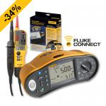 Multifunktions-Installationstester Fluke 1664 FC + T150 + DMS-Software