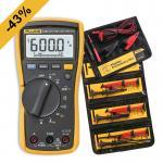 Digitalmultimeter Fluke 115 + Master-Zubehörsatz TLK-225 GRATIS