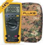 Multimètre numérique Fluke 175 + sacoche de transport CAMO-C25