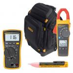 Kit HVAC spécial : Fluke Pack 30 + Fluke 116 + HVAC Fluke 902 +1AC II Volt-Alert