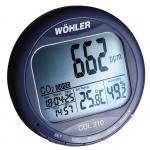 Détecteur de CO2 Wöhler CDL 210